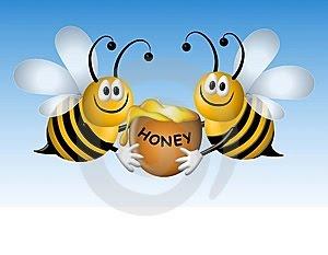 bee art #1
