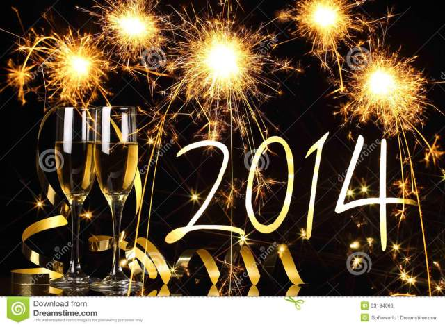 celebration-new-year-glasses-champagne-against-fireworks-33184066