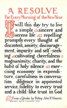 NewYearsResolution1915FirstPostcard